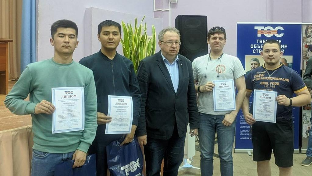 Студенты ТвГТУ – призеры конкурса «Лучший по профессии» - новости Афанасий