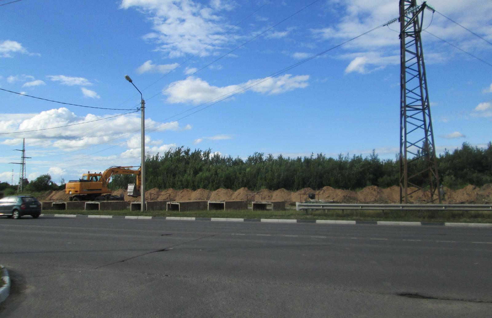 В Твери 5 гектаров на 2-й Красина застроят многоэтажками - новости Афанасий