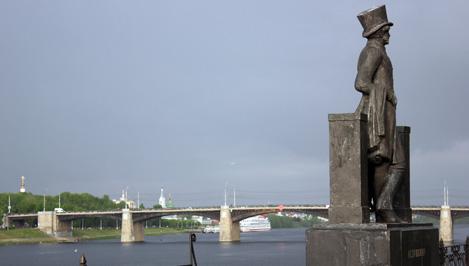 В Восточной башне императорского дворца Твери будут читать Пушкина