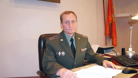 В Тверском суворовском училище сменился начальник