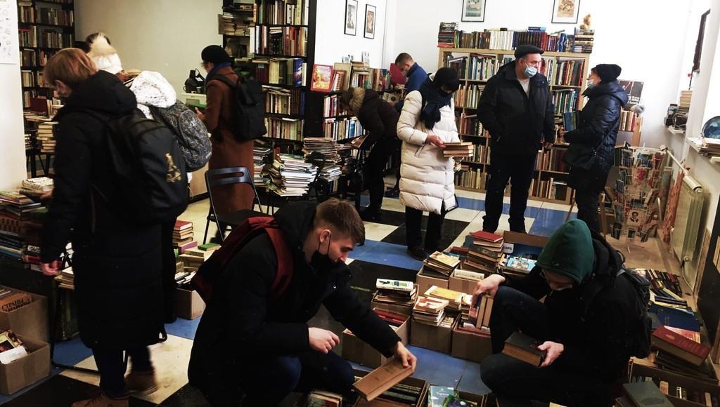 В букинистическом магазине в Твери книгу можно купить за 1 рубль - новости Афанасий