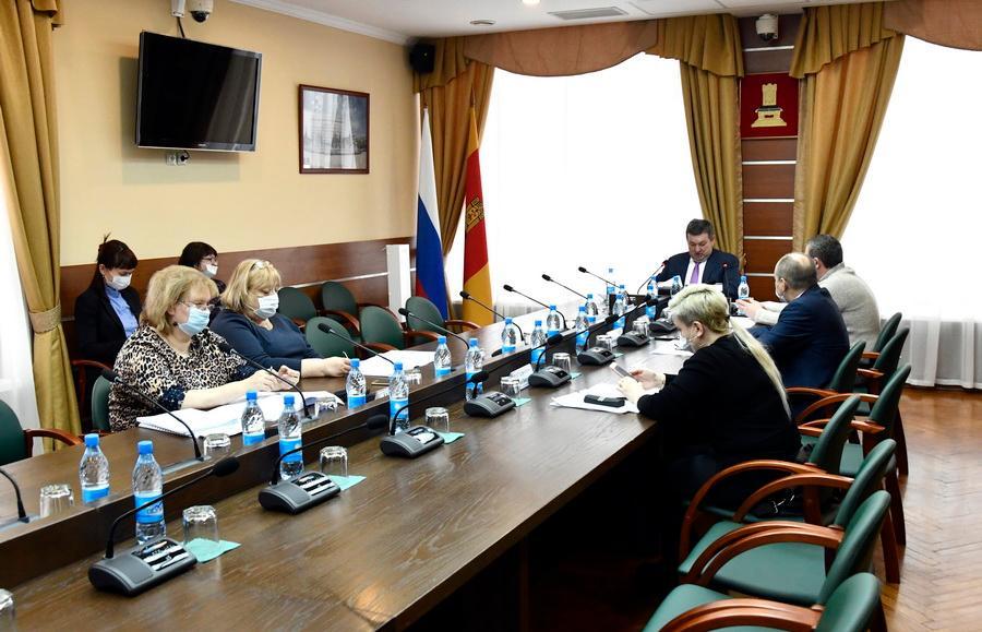 Состоялось заседание комитета по госустройству и местному самоуправлению - новости Афанасий