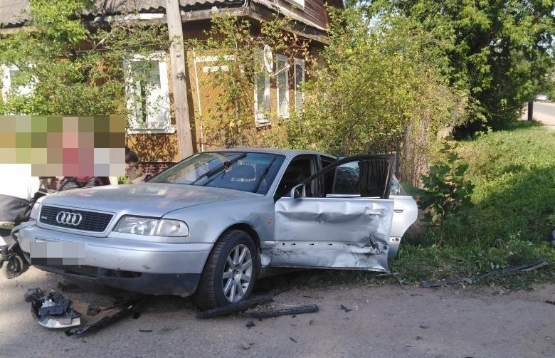 Шестимесячный малыш получил травмы в ДТП в Тверской области - новости Афанасий