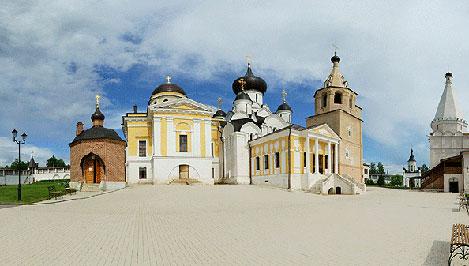 В Старицком Свято-Успенском монастыре проходит Школа молодежного актива «Вера и дело»