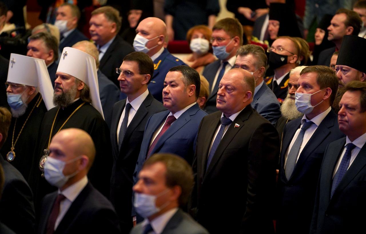 Эксперты о вступлении Игоря Рудени в должность губернатора: Тверскую область ждут масштабные проекты - новости Афанасий