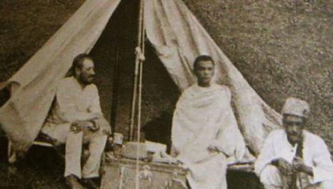 В России отметили 100-летие экспедиции Николая Гумилева в Африку