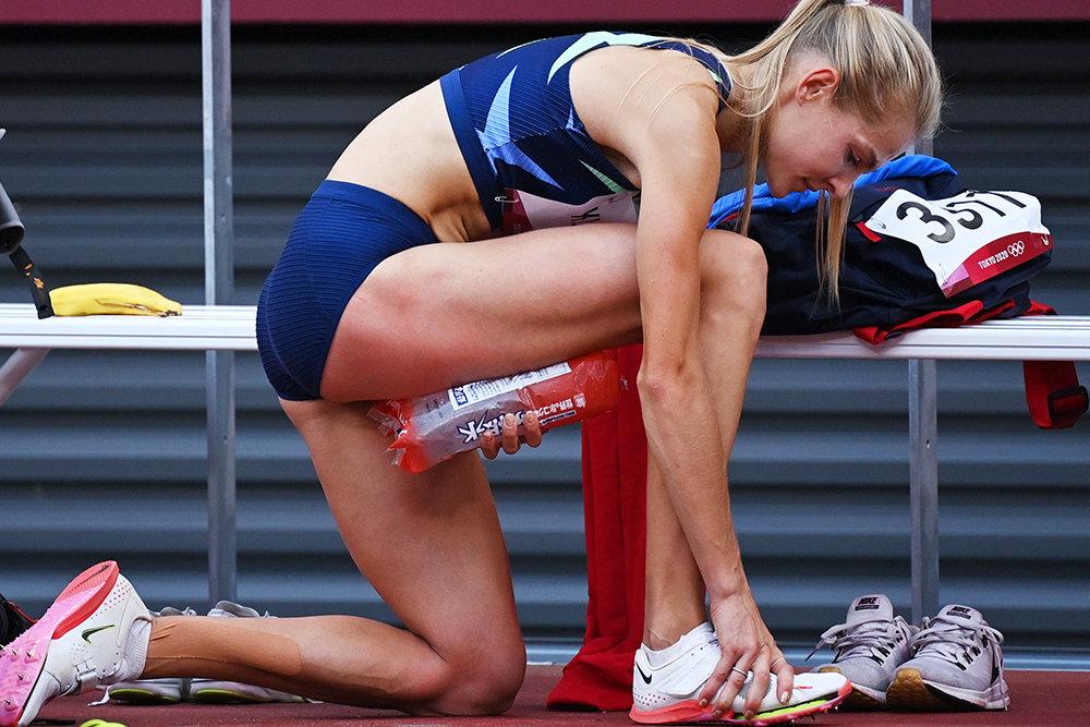 Дарья Клишина не продолжит борьбу за олимпийские медали  - новости Афанасий