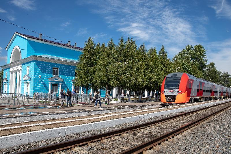Новый маршрут «Ласточек» связал Тверскую область с двумя регионами - новости Афанасий