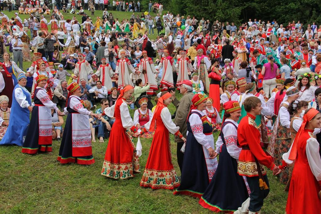 В Торжокском районе Тверской области ждут гостей на «Троицкие гуляния»