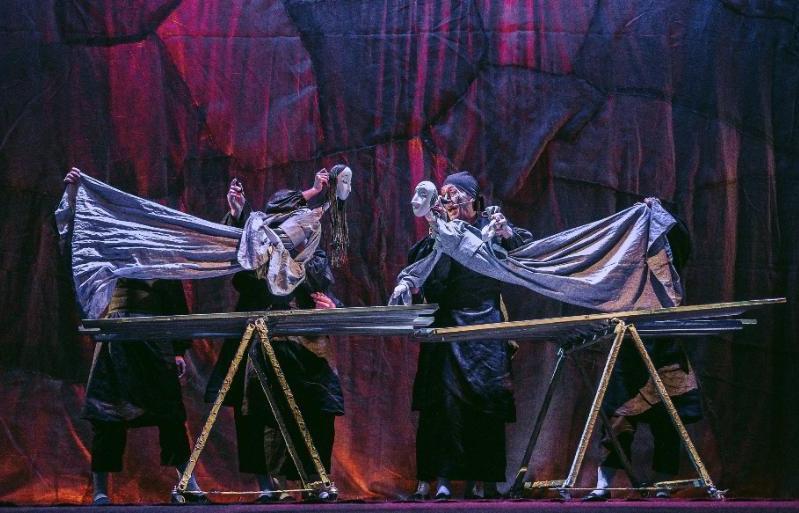 Кукольные театры страны показывают свои спектакли онлайн  - новости Афанасий