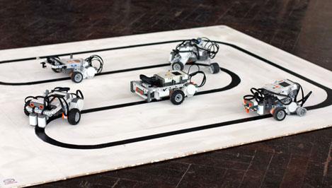 В Твери роботы устроят поединок