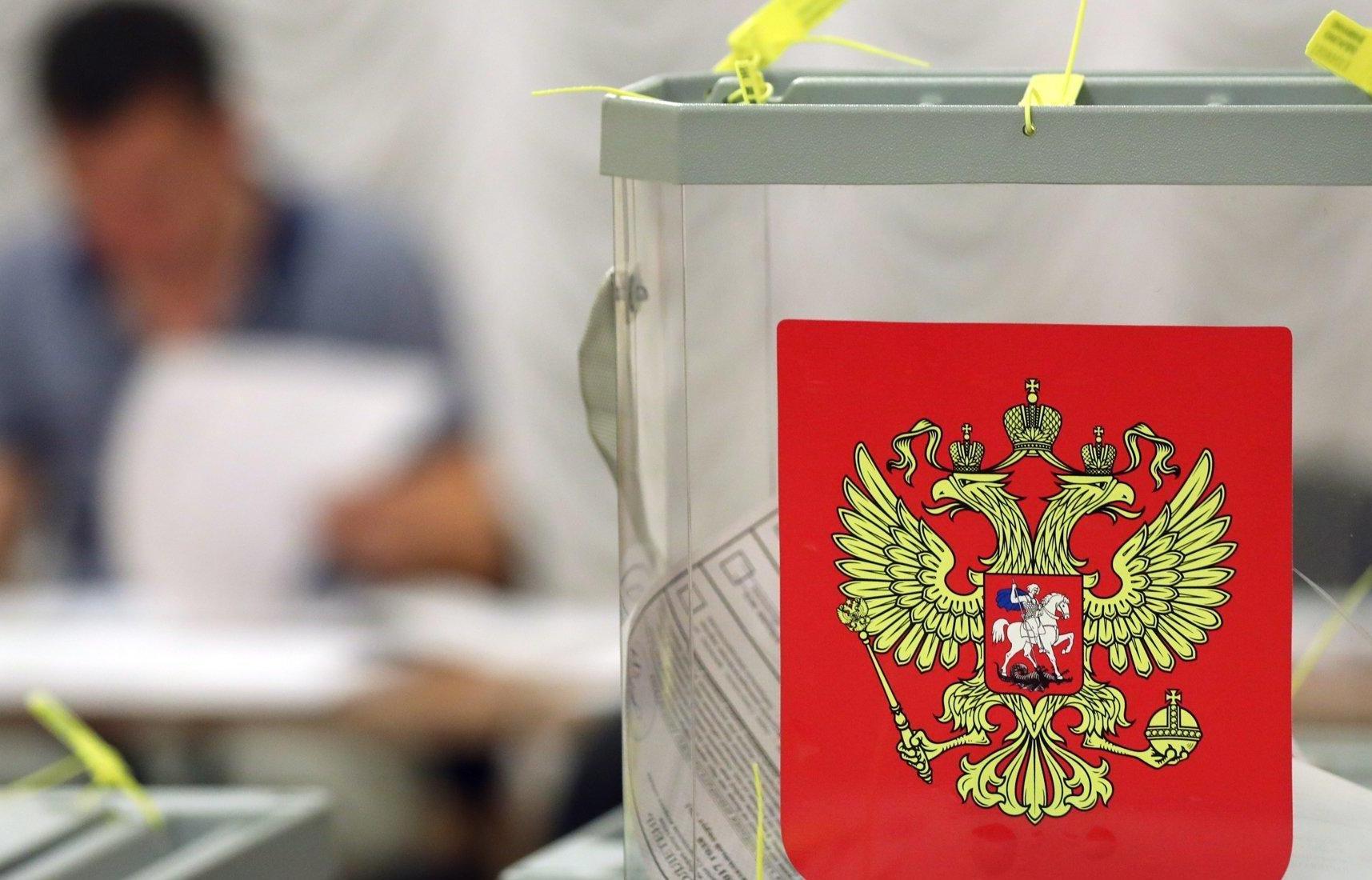 Дистанционное электронное голосование на выборах 17, 18 и 19 сентября в Тверской области не применяется - новости Афанасий