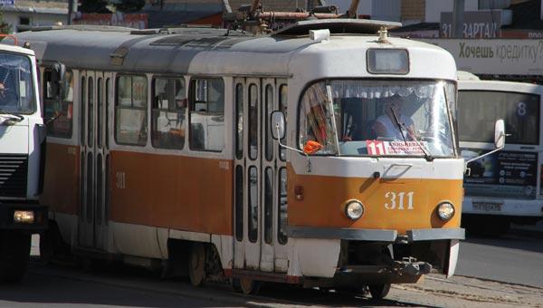 Как в Твери в День города будет ходить общественный транспорт