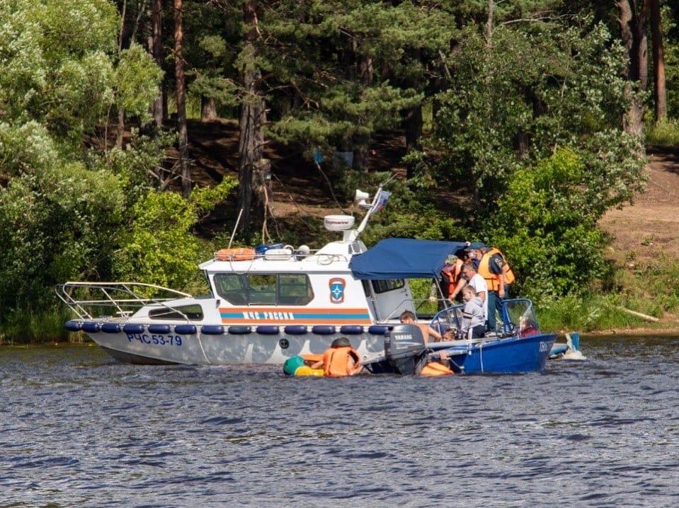В Тверской области наказали родителей, чьи дети ныряли с катера - новости Афанасий