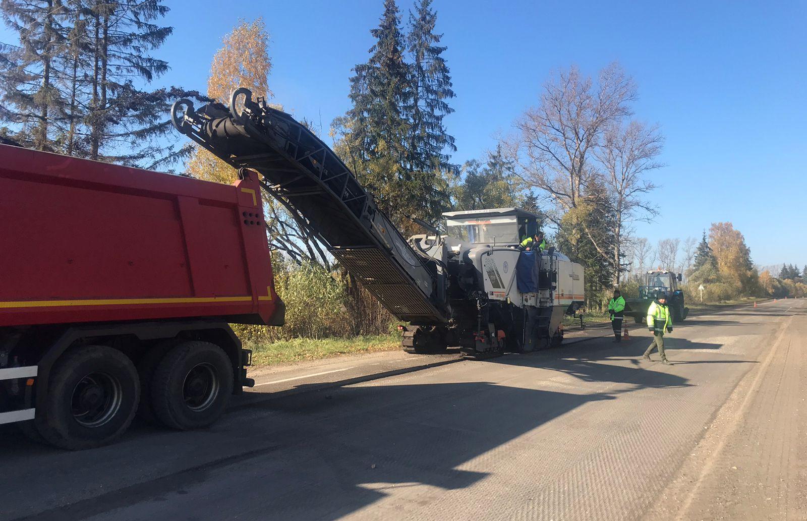 В Тверской области отремонтируют Торопецкий тракт  - новости Афанасий
