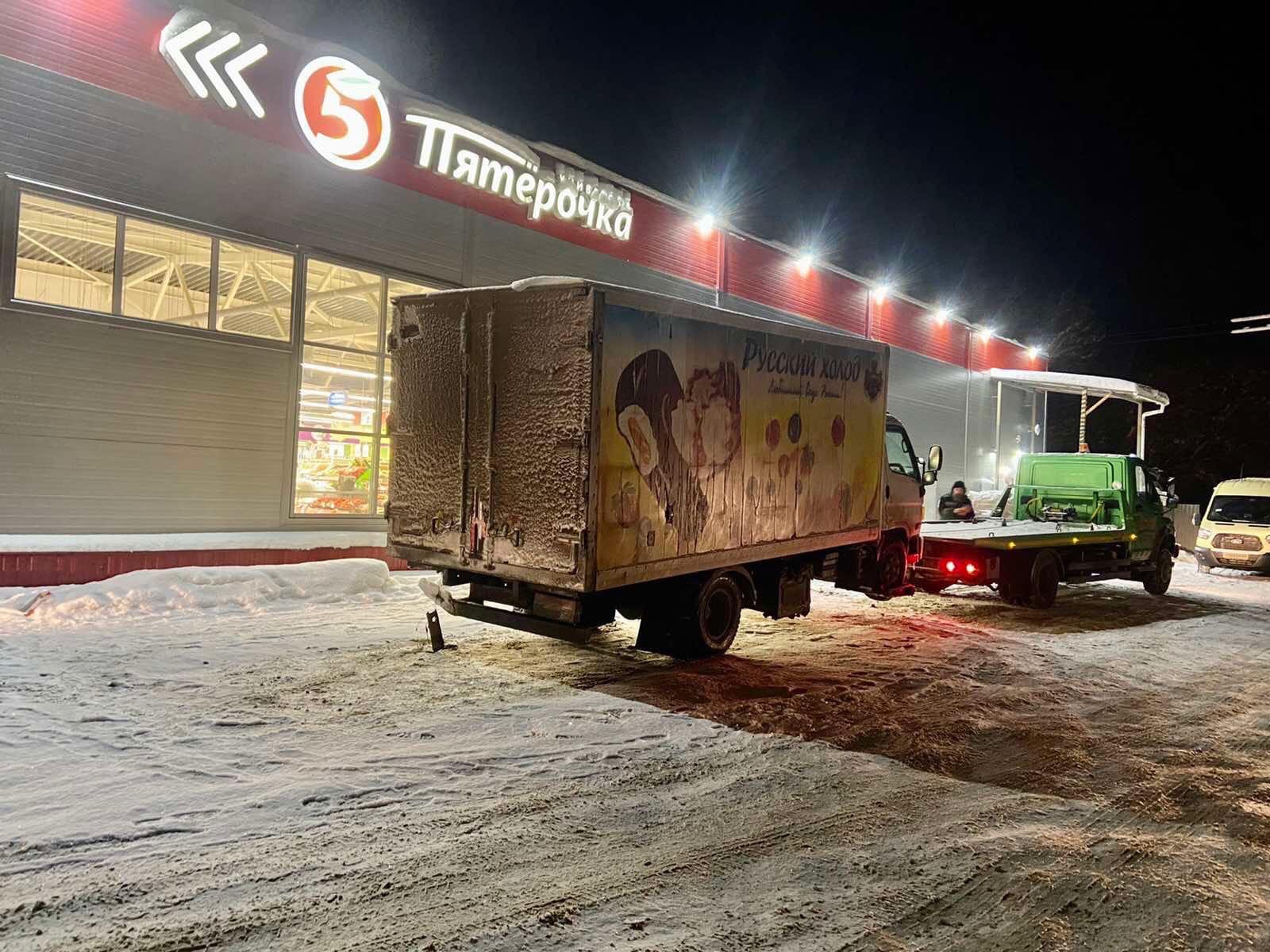 Жители поселка под Тверью «сдали» гаишникам неадекватного водителя грузовика - новости Афанасий