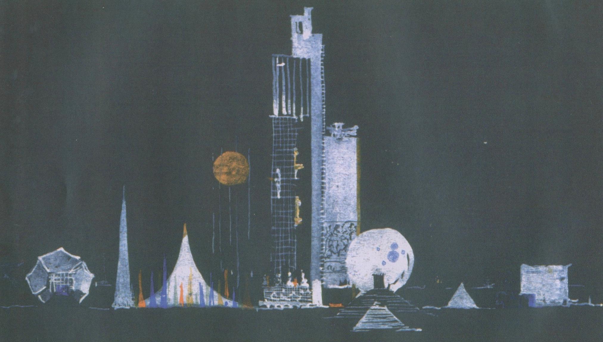 В Твери на «Рельсах» расскажут о гении «бумажной архитектуры» Иване Леонидове - новости Афанасий