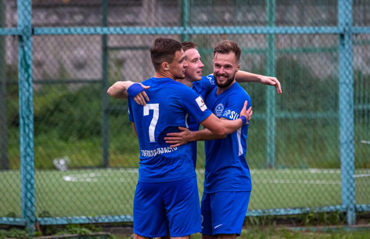 Футбольный клуб «Тверь» провёл заключительный матч первого круга ОЛИМП-ПФЛ - новости Афанасий