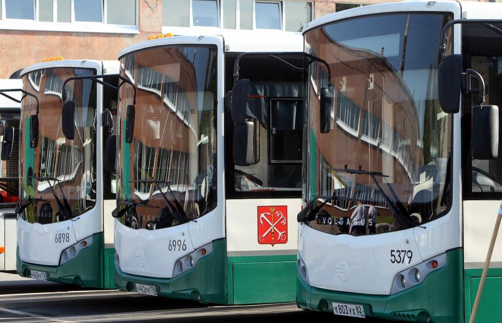 ВТБ Лизинг поставит 60 автобусов для городских маршрутов в Санкт-Петербурге - новости Афанасий