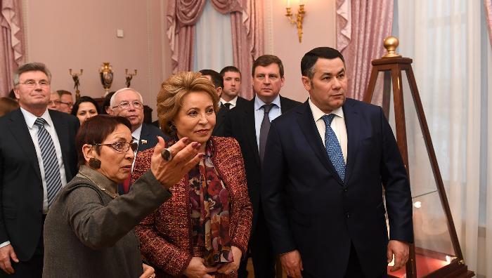 Игорь Руденя: Тверская картинная галерея - музей мирового уровня