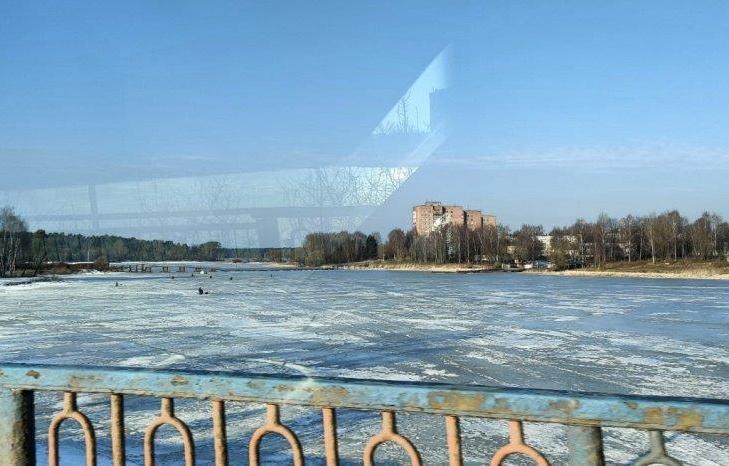 В Росгвардии рассказали, как сотрудники спасли тонущего человека в Тверской области - новости Афанасий