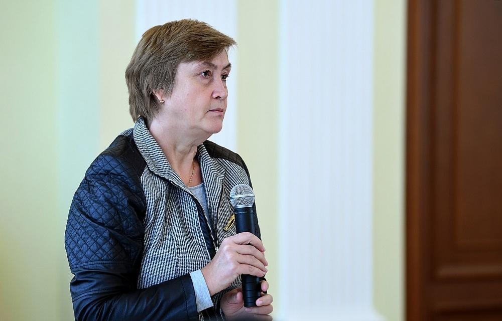 Галина Лапушинская: «Любая инфраструктурная программа – плюс для региона» - новости Афанасий