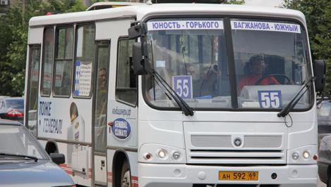 ВТвери словили водителя маршрутки, находившегося всостоянии наркотического опьянения