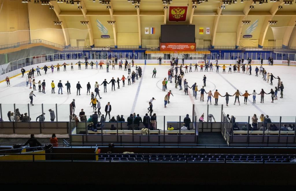«Политех на льду»: студенты ТвГТУ по традиции отметили Татьянин день на коньках - новости Афанасий