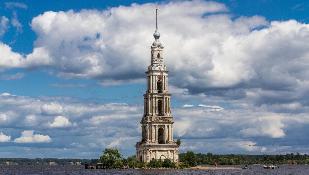 Реставрация знаменитой колокольни в Калязине Тверской области начнется уже в феврале - новости Афанасий