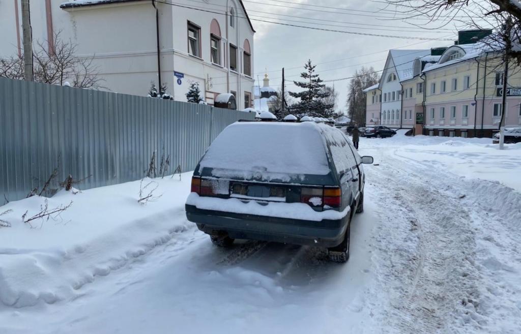 Неадекватного водителя с «мукой» в машине остановили в Твери - новости Афанасий