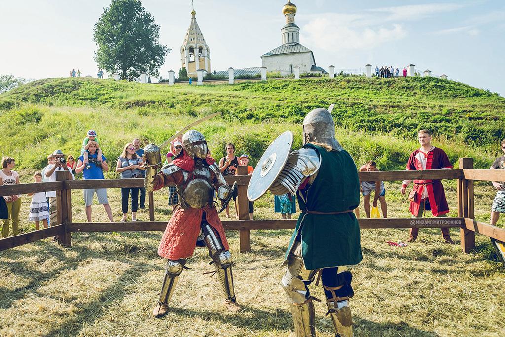 В Тверской области в четвертый раз пройдет фестиваль «Русская Земля»