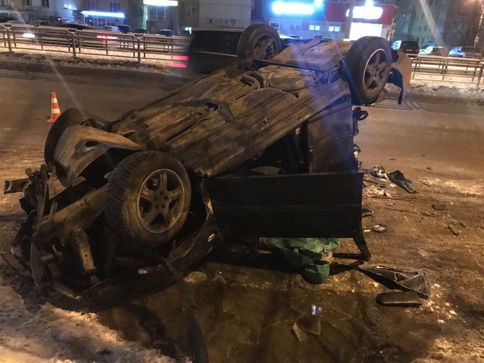 Получивший травмы в ДТП в Твери водитель легковушки не был пристегнут - новости Афанасий