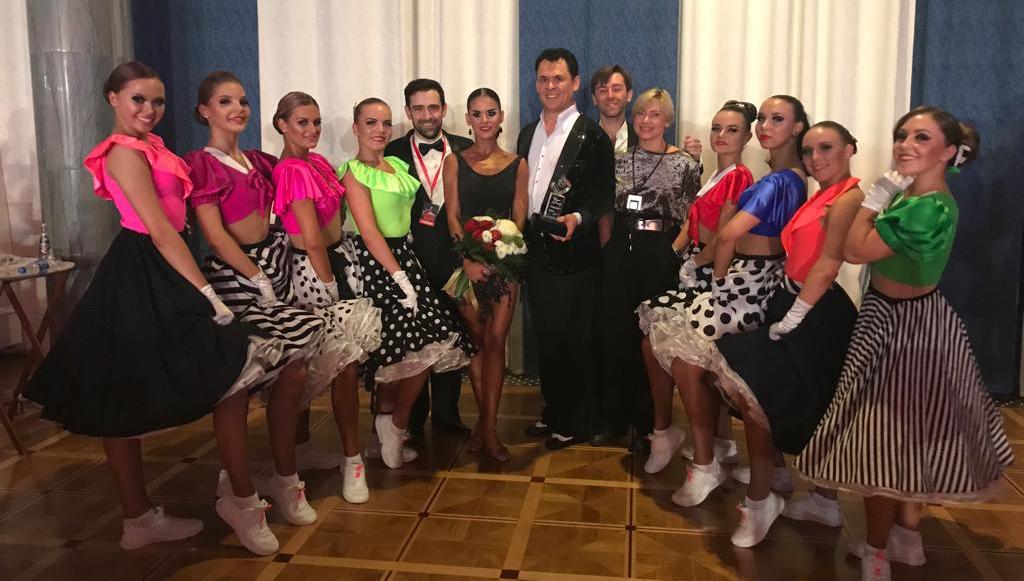 Звездный десант «Пролетарки» выступил в Кремле