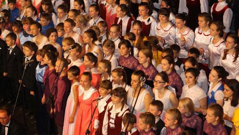 Школьники Твери станут участниками «Битвы хоров»