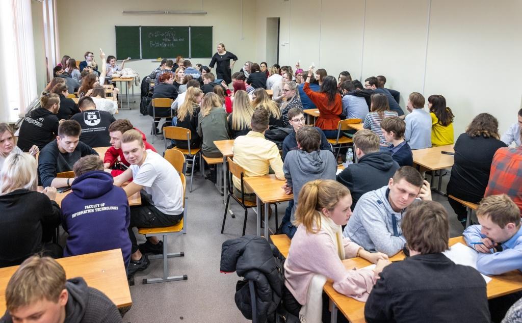 В ТвГТУ отметили День российской науки