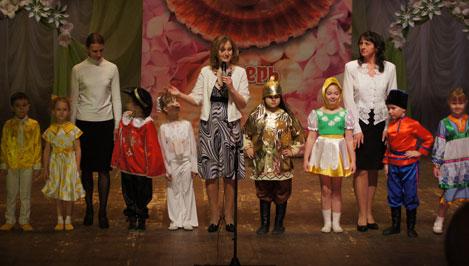 Педагог из Твери победила на областном этапе конкурса «Воспитатель года-2013»