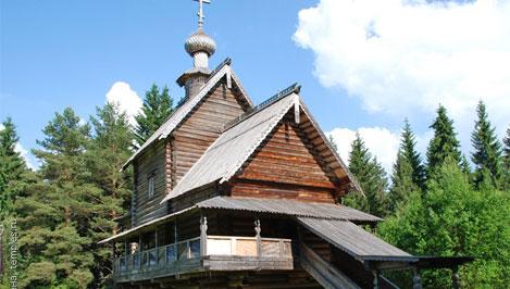 В Тверской области большинство объектов деревянного зодчества находится в неудовлетворительном состоянии