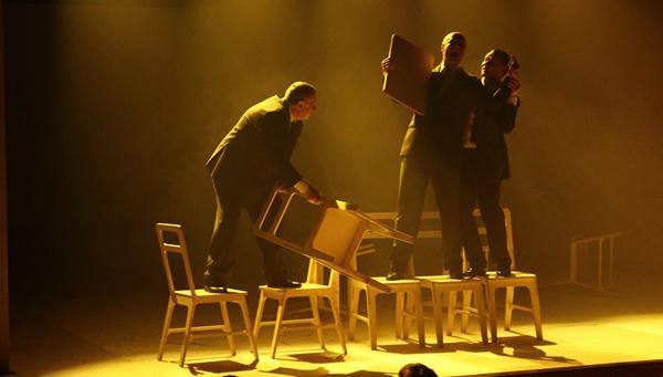 В тверском ТЮЗе состоялась премьера спектакля «Пустота»