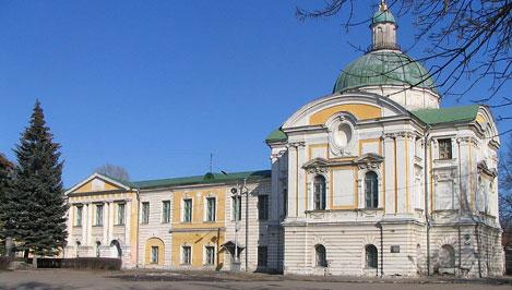 Комиссия Тверского УФАС отклонила жалобу претендента на проведение археологических работ на территории Путевого дворца