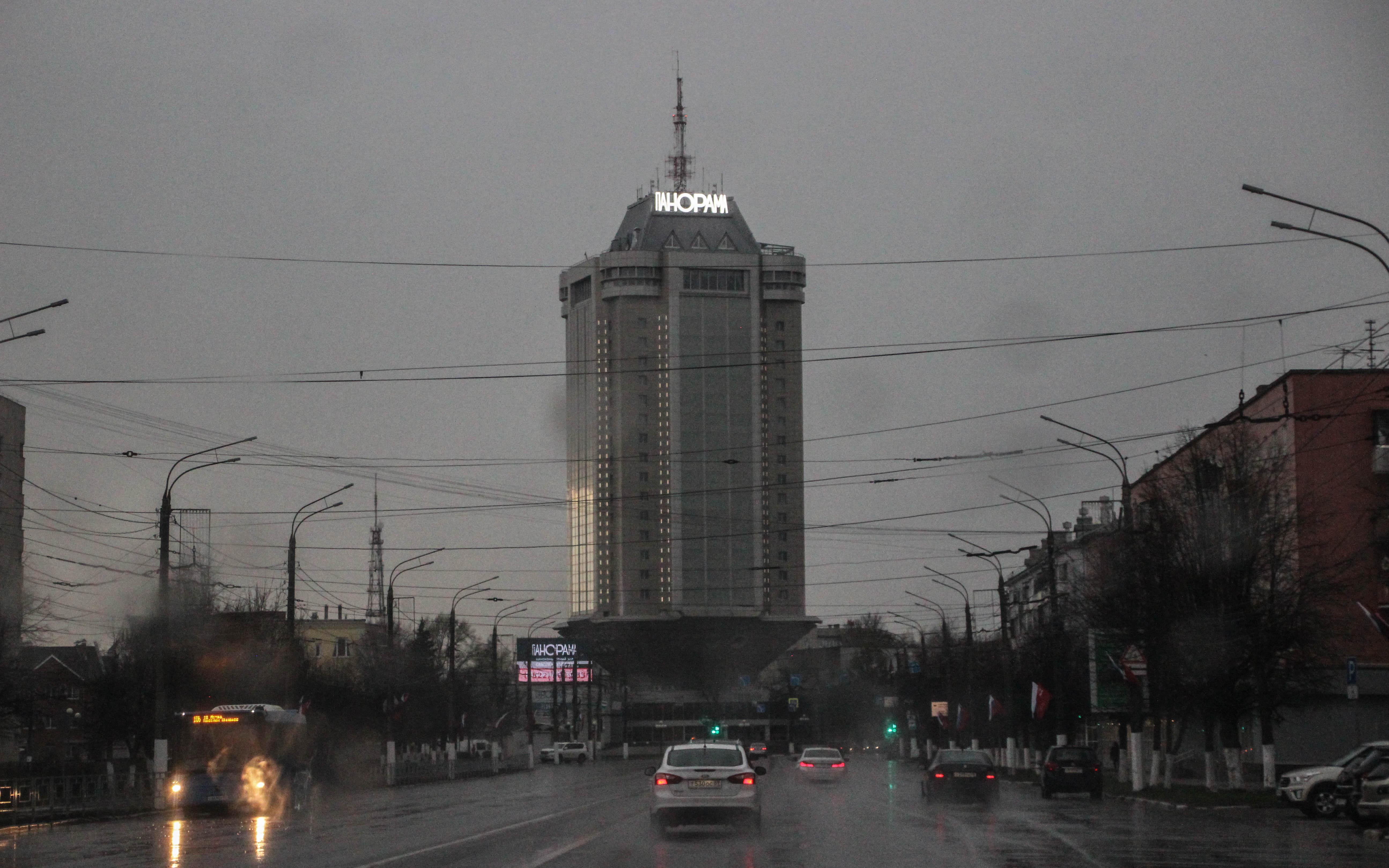 Гроза и ливень обрушатся на Тверскую область