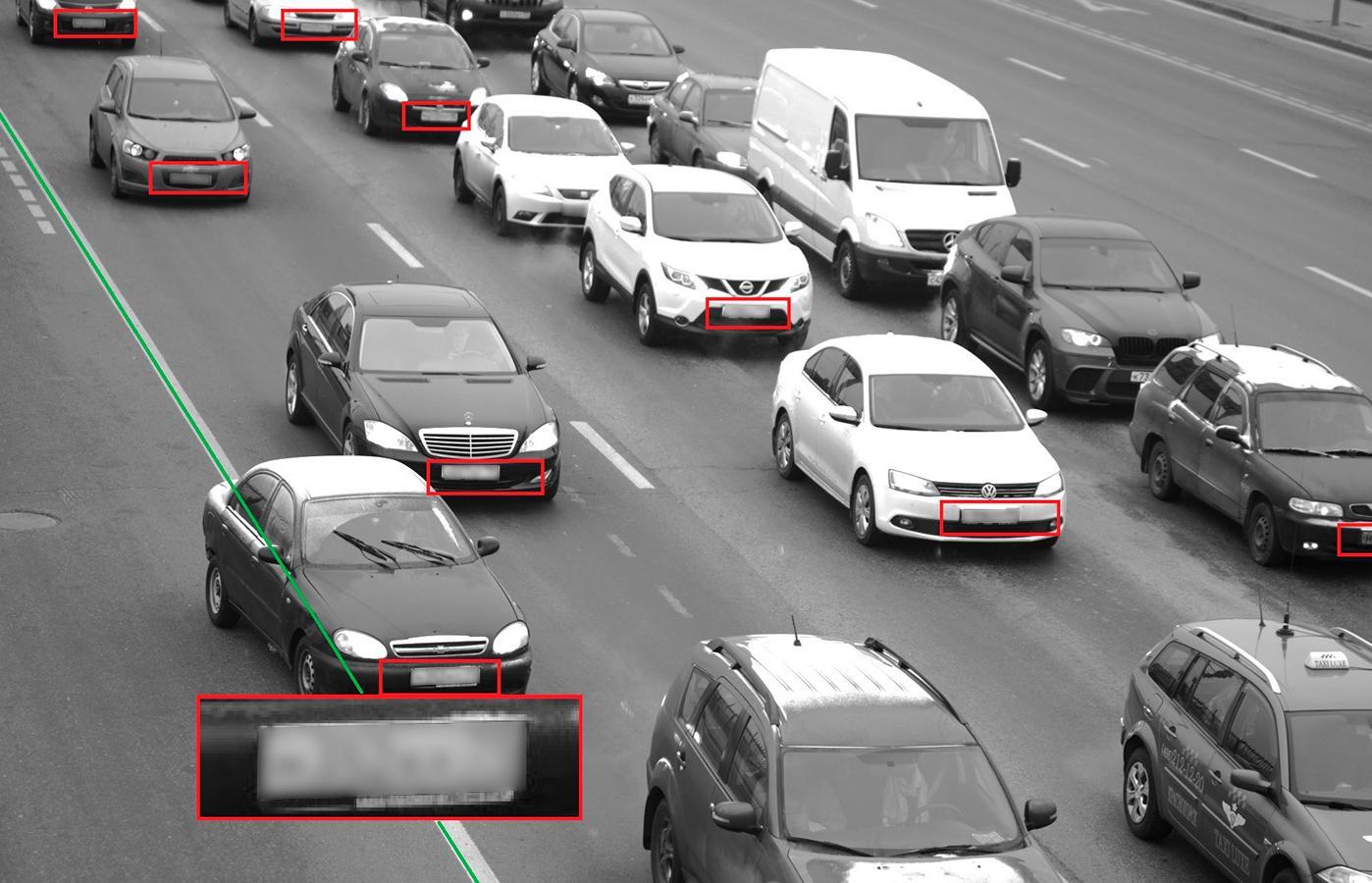 Недобросовестные водители придумали, как обмануть дорожные камеры - новости Афанасий