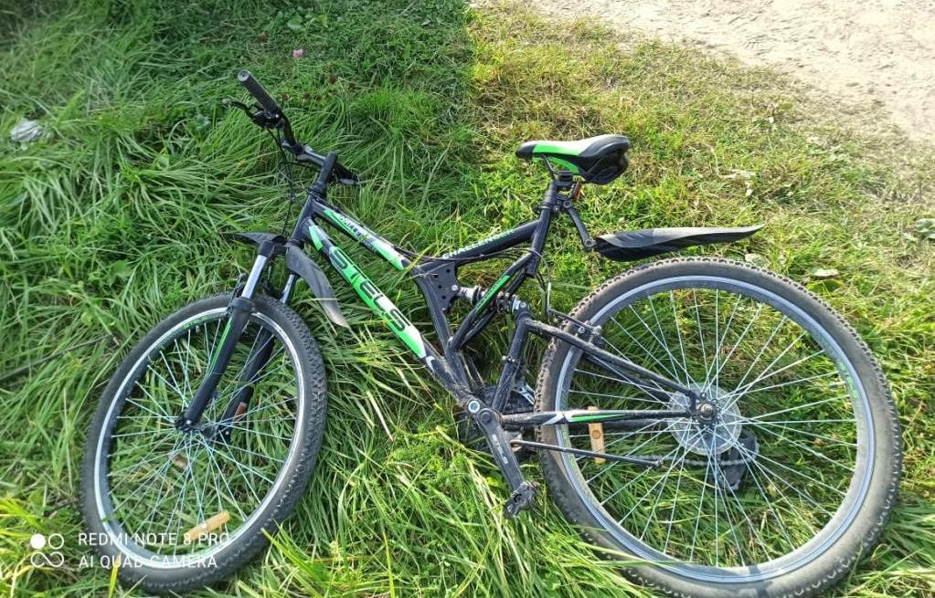В Тверской области велосипедист столкнулся с легковушкой - новости Афанасий
