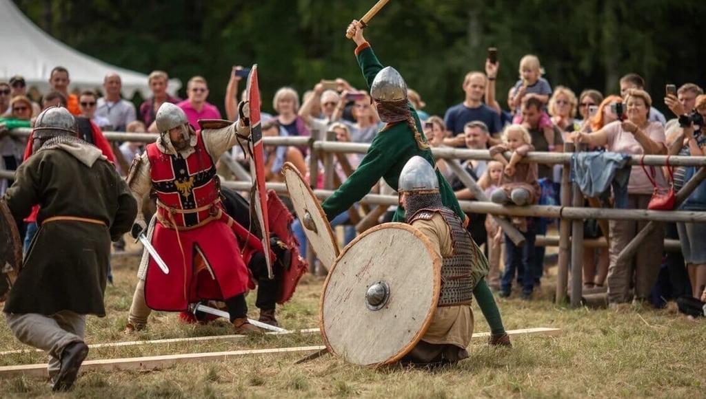 На «Новоторжском рубеже» в Тверской области покажут и расскажут, как стать рыцарем - новости Афанасий