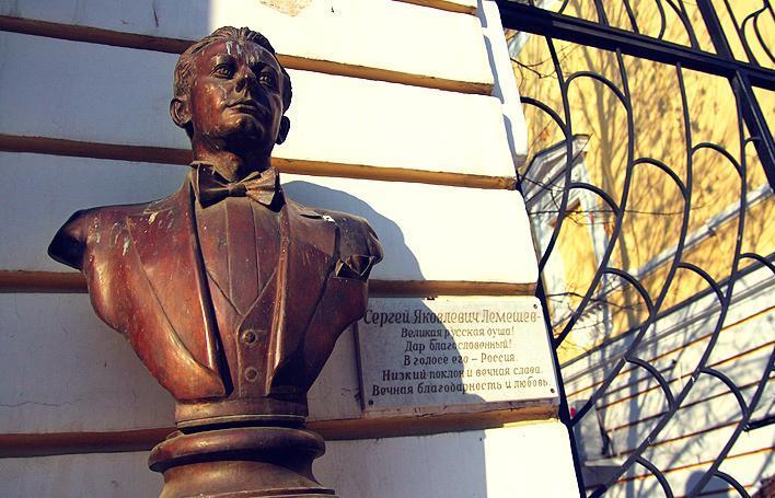 В Твери памятник Лемешеву переносят на новое место  - новости Афанасий