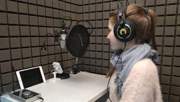 Дети из Тверской области участвуют в записи аудиокниг «Живая классика»