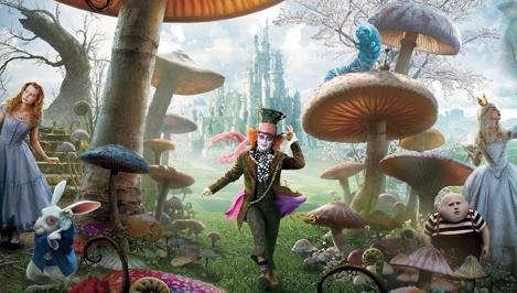 В Твери покажут «Алису в стране чудес» на льду