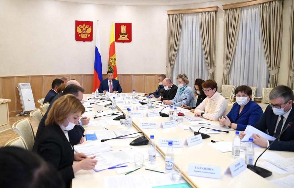 В Тверской области увеличат размер стипендий и премий для молодых дарований