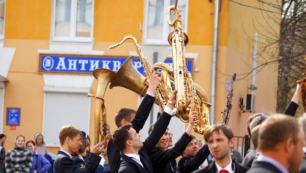 Дело – труба: как в Твери прошел фестиваль духовых оркестров
