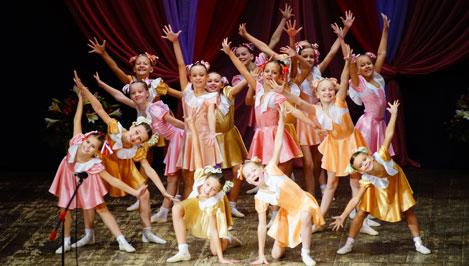 Во Дворце творчества детей и молодежи стартовал новый сезон