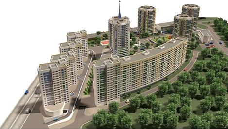 В Московском районе Твери появится жилой комплекс «Корона Парк»